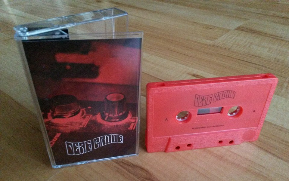Blood Red Sky Sessions Tape