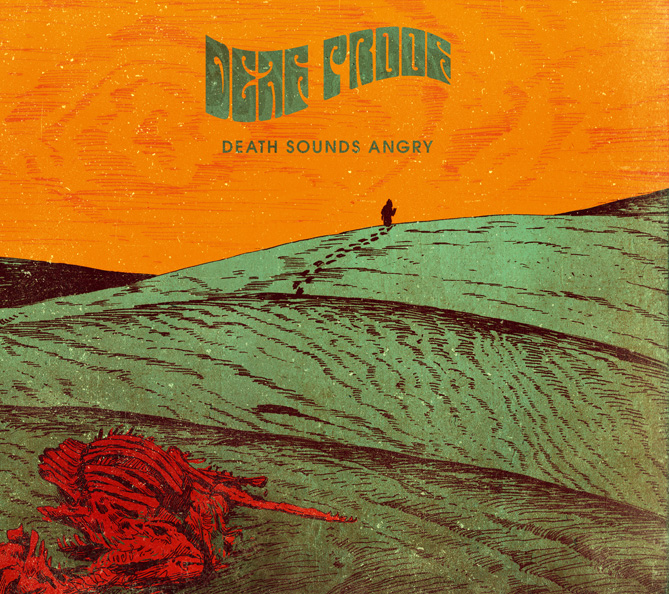 Death Sounds Angry CD-Cover
